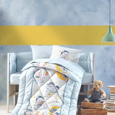 Bebek Uyku Seti Bear Mavi