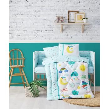 Bebek Uyku Seti Tatlı Rüyalar Mint