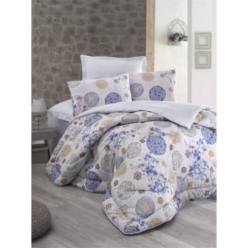 Mode Line Lola Çift Kişilik Uyku Seti Mavi